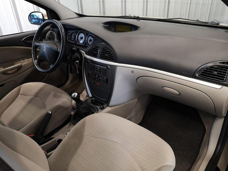 Photo 8 de l'offre de CITROEN C5 1.6 HDI110 PACK FAP à 4990€ chez Auto VEC