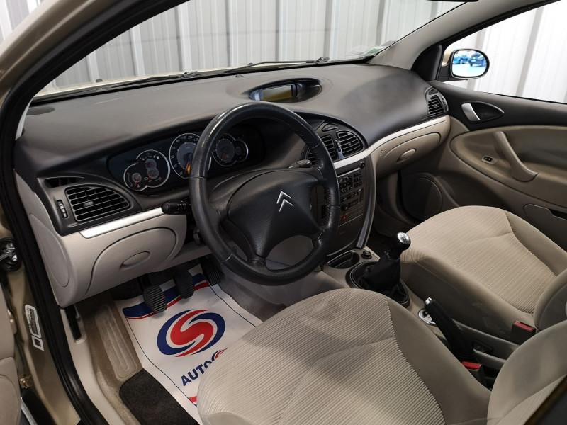 Photo 7 de l'offre de CITROEN C5 1.6 HDI110 PACK FAP à 4990€ chez Auto VEC