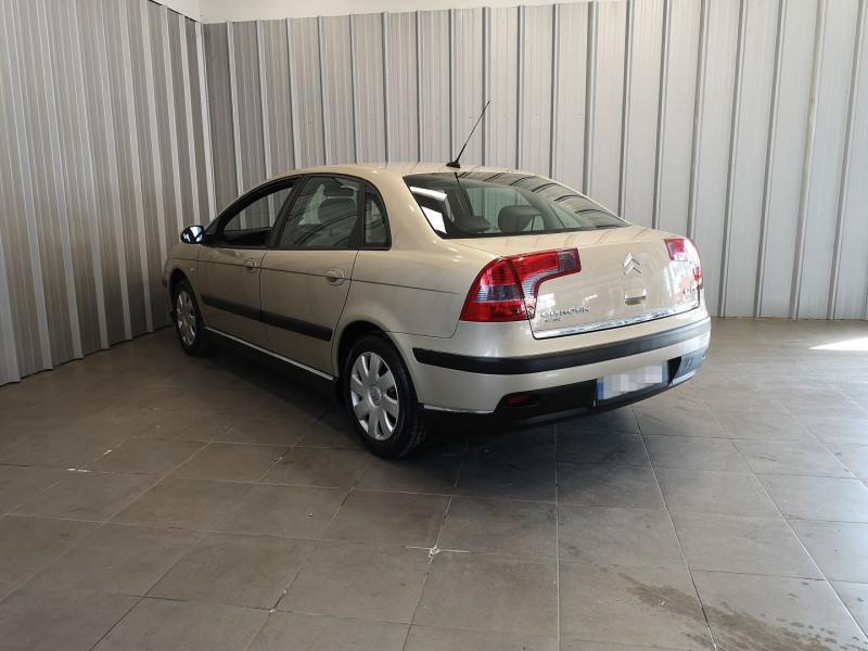 Photo 6 de l'offre de CITROEN C5 1.6 HDI110 PACK FAP à 4990€ chez Auto VEC