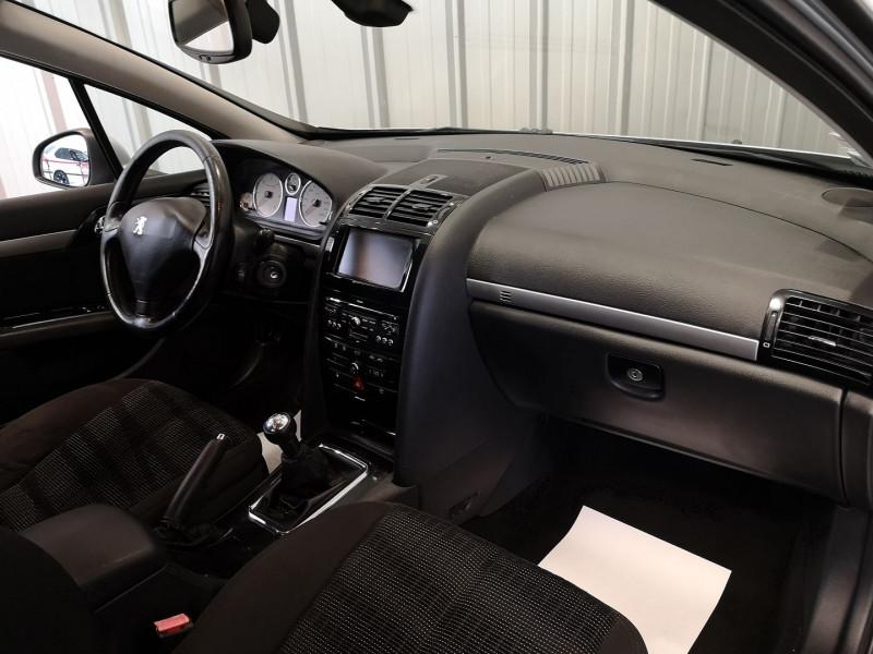 Photo 13 de l'offre de PEUGEOT 407 1.6 HDI110 NAVTEQ FAP à 3990€ chez Auto VEC