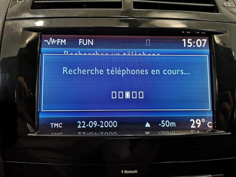 Photo 11 de l'offre de PEUGEOT 407 1.6 HDI110 NAVTEQ FAP à 3990€ chez Auto VEC