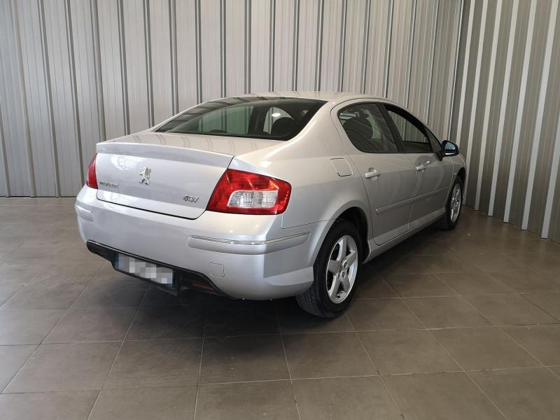 Photo 3 de l'offre de PEUGEOT 407 1.6 HDI110 NAVTEQ FAP à 3990€ chez Auto VEC