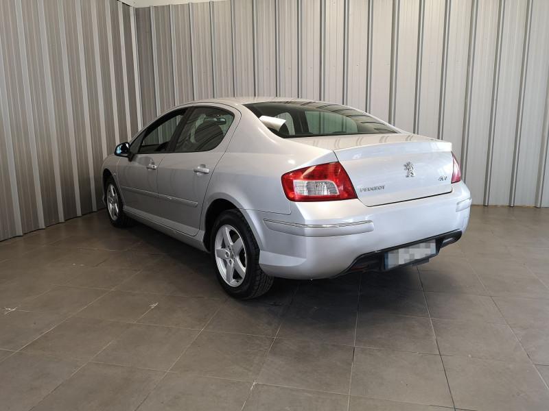 Photo 4 de l'offre de PEUGEOT 407 1.6 HDI110 NAVTEQ FAP à 3990€ chez Auto VEC