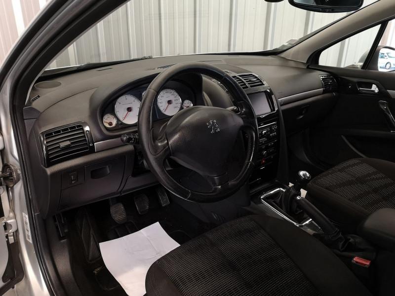 Photo 17 de l'offre de PEUGEOT 407 1.6 HDI110 NAVTEQ FAP à 3990€ chez Auto VEC