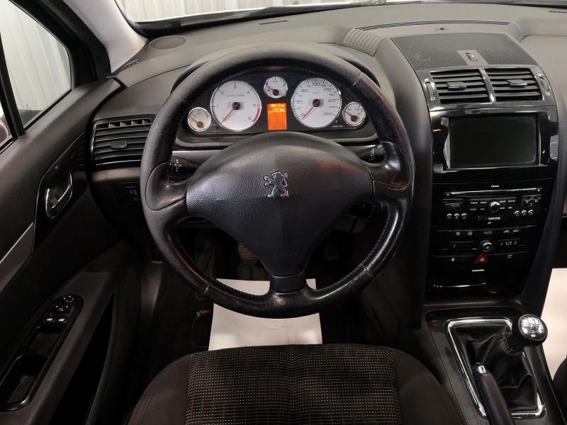 Photo 15 de l'offre de PEUGEOT 407 1.6 HDI110 NAVTEQ FAP à 3990€ chez Auto VEC