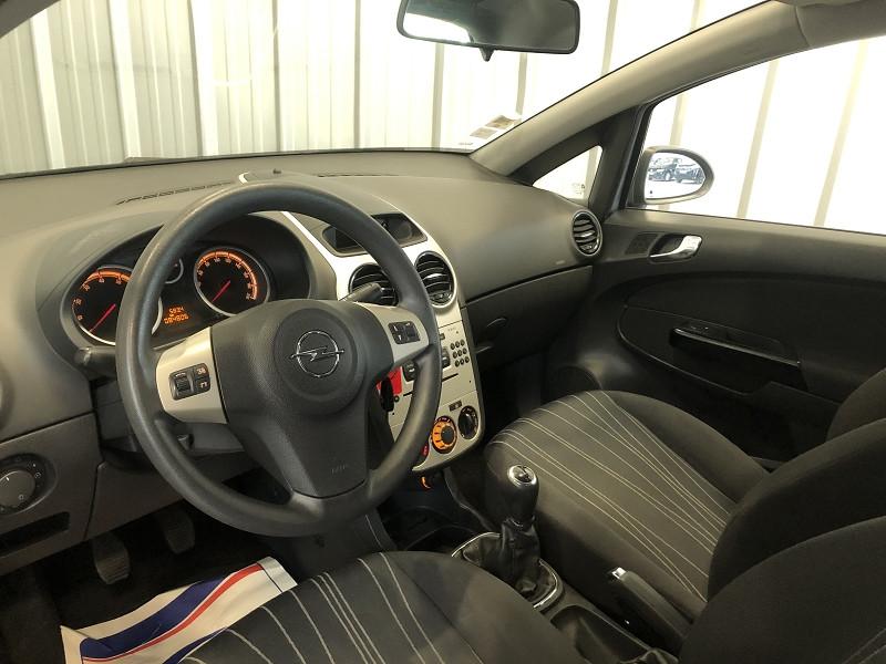 Photo 9 de l'offre de OPEL CORSA 1.2 TWINPORT ENJOY 3P à 5490€ chez Auto VEC
