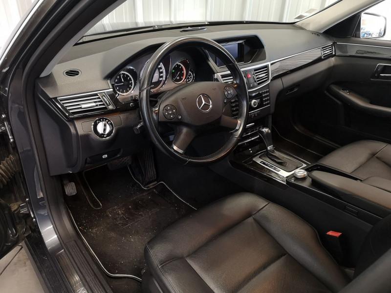 Photo 7 de l'offre de MERCEDES-BENZ CLASSE E (W212) 220 CDI BE AVANTGARDE EXECUTIVE BA à 13490€ chez Auto VEC