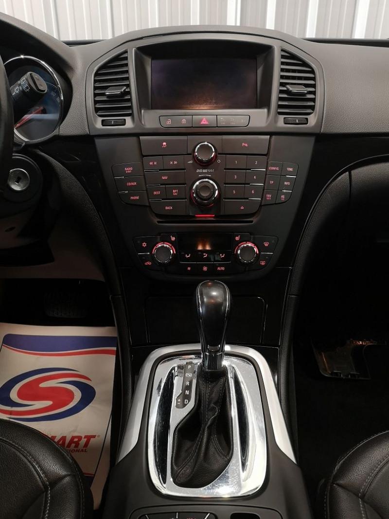 Photo 10 de l'offre de OPEL INSIGNIA 2.0 CDTI160 FAP COSMO PACK BA 5P à 8990€ chez Auto VEC