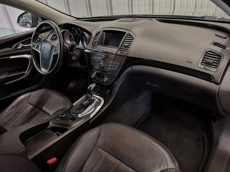 Photo 8 de l'offre de OPEL INSIGNIA 2.0 CDTI160 FAP COSMO PACK BA 5P à 8990€ chez Auto VEC