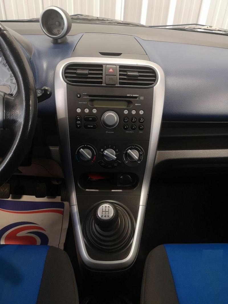 Photo 10 de l'offre de OPEL AGILA 1.3 CDTI 75 ENJOY à 5990€ chez Auto VEC