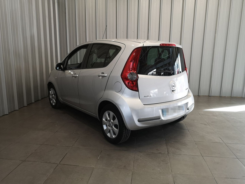 Photo 6 de l'offre de OPEL AGILA 1.3 CDTI 75 ENJOY à 5990€ chez Auto VEC