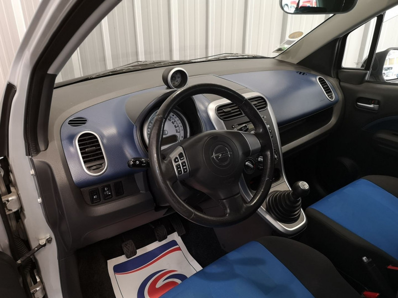Photo 7 de l'offre de OPEL AGILA 1.3 CDTI 75 ENJOY à 5990€ chez Auto VEC
