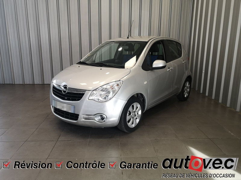 Photo 1 de l'offre de OPEL AGILA 1.3 CDTI 75 ENJOY à 5990€ chez Auto VEC