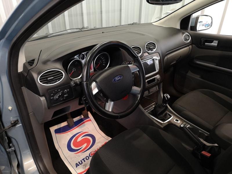 Photo 7 de l'offre de FORD FOCUS 1.8 TDCI 115CH GHIA 5P à 5490€ chez Auto VEC