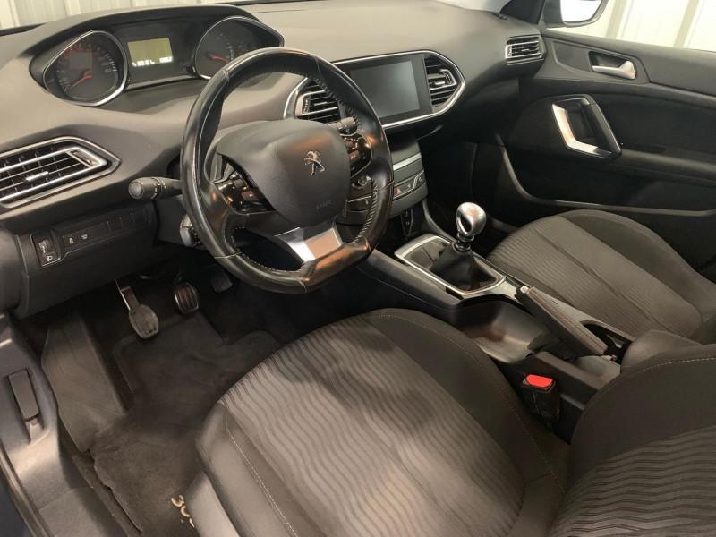 Photo 7 de l'offre de PEUGEOT 308 SW 1.6 BLUEHDI 120CH ACCESS BUSINESS S&S à 8990€ chez Auto VEC