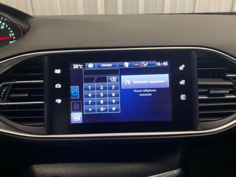 Photo 10 de l'offre de PEUGEOT 308 SW 1.6 BLUEHDI 120CH ACCESS BUSINESS S&S à 8990€ chez Auto VEC