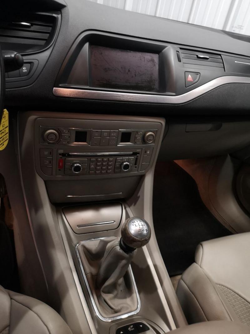 Photo 9 de l'offre de CITROEN C5 2.0 HDI138 FAP EXCLUSIVE à 3990€ chez Auto VEC
