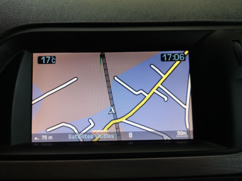 Photo 10 de l'offre de CITROEN C5 2.0 HDI138 FAP EXCLUSIVE à 3990€ chez Auto VEC