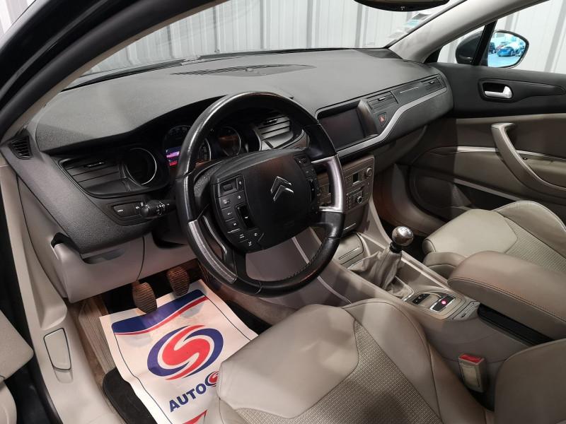 Photo 6 de l'offre de CITROEN C5 2.0 HDI138 FAP EXCLUSIVE à 3990€ chez Auto VEC
