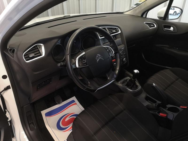 Photo 7 de l'offre de CITROEN C4 STE HDI 90 FAP ENTREPRISE à 4490€ chez Auto VEC
