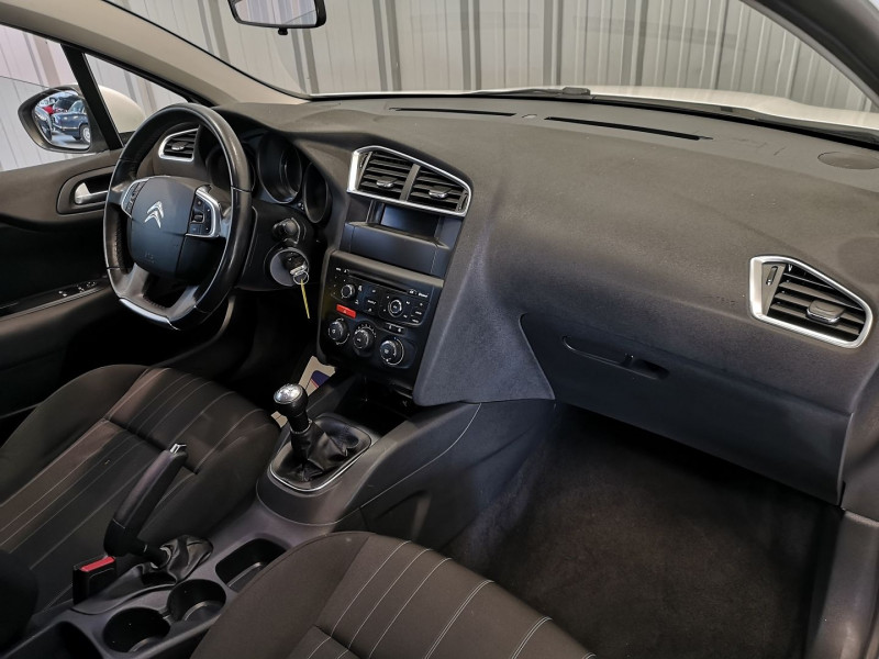 Photo 8 de l'offre de CITROEN C4 STE HDI 90 FAP ENTREPRISE à 4490€ chez Auto VEC