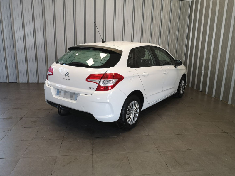 Photo 5 de l'offre de CITROEN C4 STE HDI 90 FAP ENTREPRISE à 4490€ chez Auto VEC