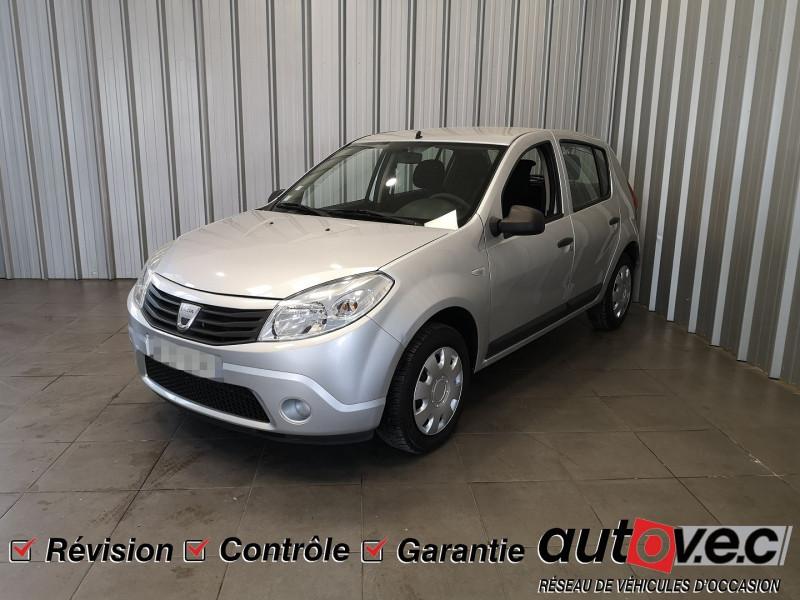 Dacia SANDERO 1.4 MPI 75CH GPL GPL GRIS Occasion à vendre
