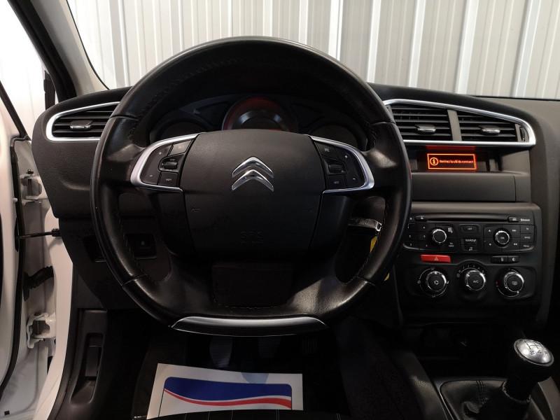 Photo 9 de l'offre de CITROEN C4 STE HDI 90 FAP ENTREPRISE à 4490€ chez Auto VEC