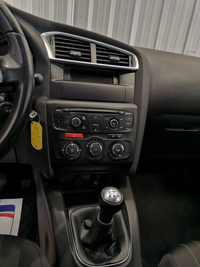 Photo 10 de l'offre de CITROEN C4 STE HDI 90 FAP ENTREPRISE à 4490€ chez Auto VEC