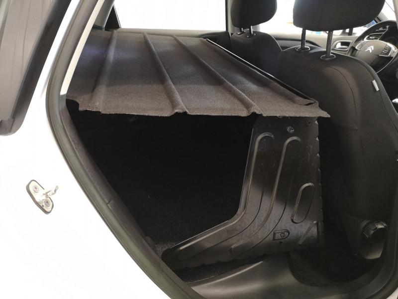 Photo 14 de l'offre de CITROEN C4 STE HDI 90 FAP ENTREPRISE à 4490€ chez Auto VEC