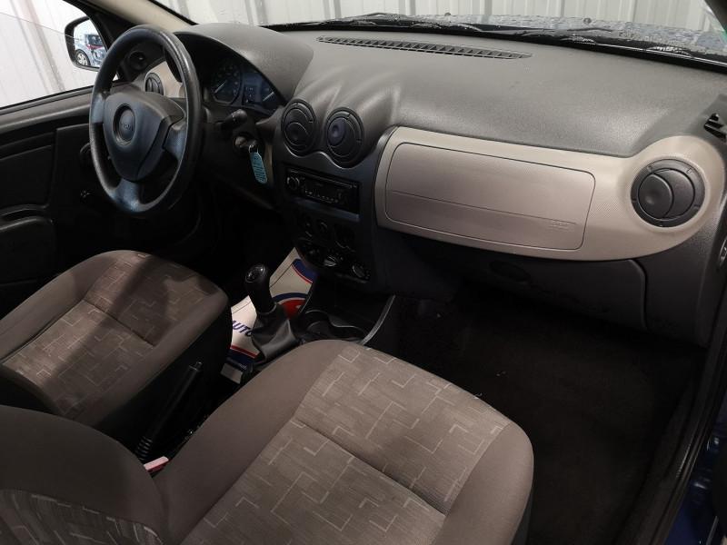Photo 5 de l'offre de DACIA SANDERO 1.4 MPI 75CH AMBIANCE à 3990€ chez Auto VEC