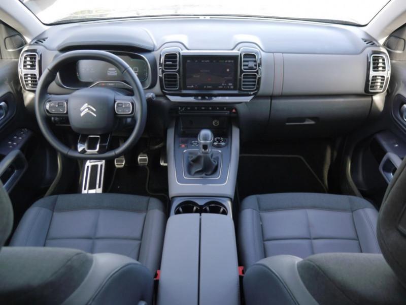 Photo 3 de l'offre de CITROEN C5 AIRCROSS PURETECH 130CH S&S SHINE à 23990€ chez Automobiles 25