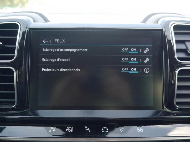 Photo 14 de l'offre de CITROEN C5 AIRCROSS PURETECH 130CH S&S SHINE à 23990€ chez Automobiles 25
