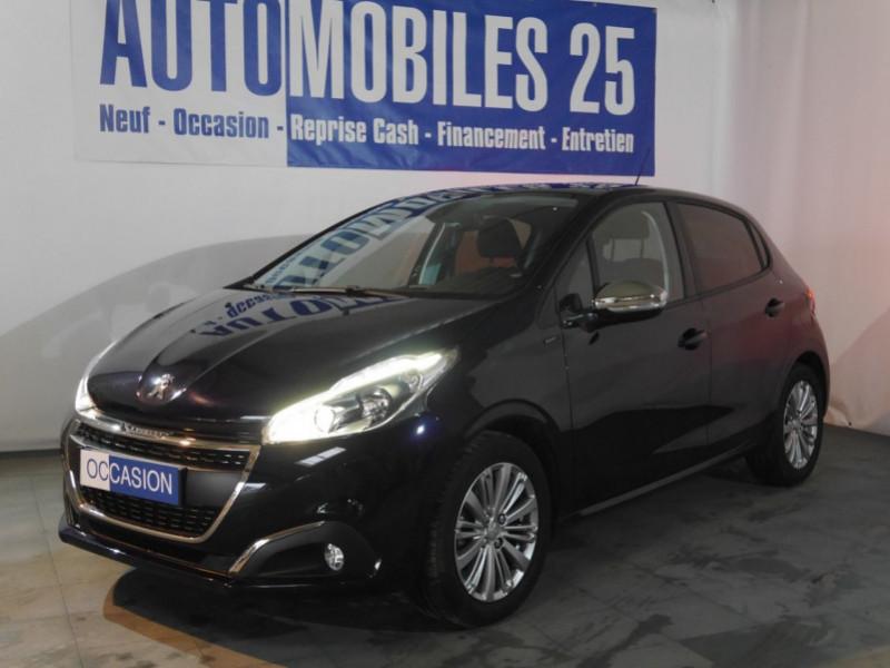 Peugeot 208 1.2 PURETECH 82CH E6.2 EVAP SIGNATURE 5P Essence DARK BLUE Occasion à vendre