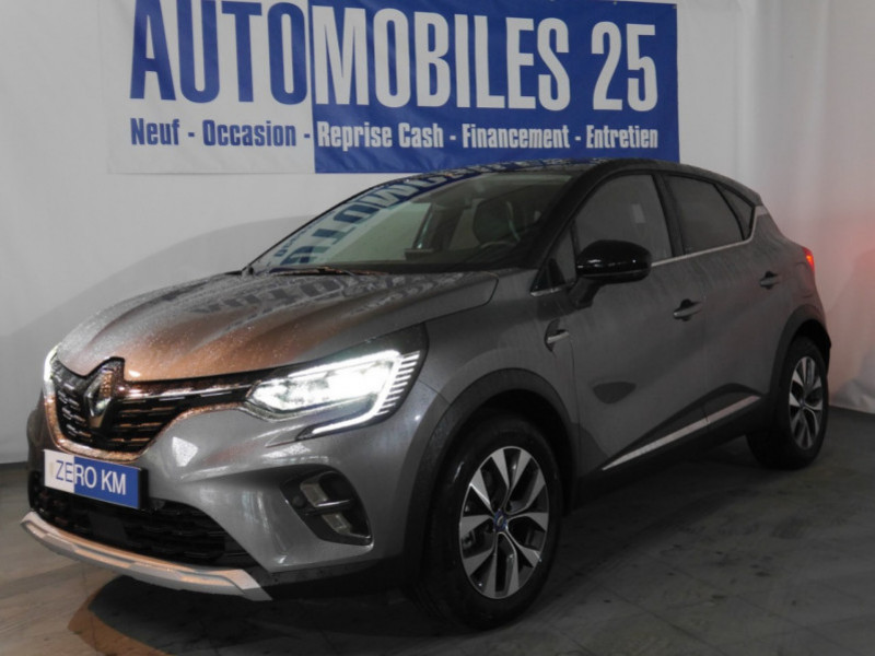 Renault CAPTUR II 1.6 E-TECH PLUG-IN 160CH INTENS - 23 % Hybride CASSIOPEE/NOIR Neuf à vendre