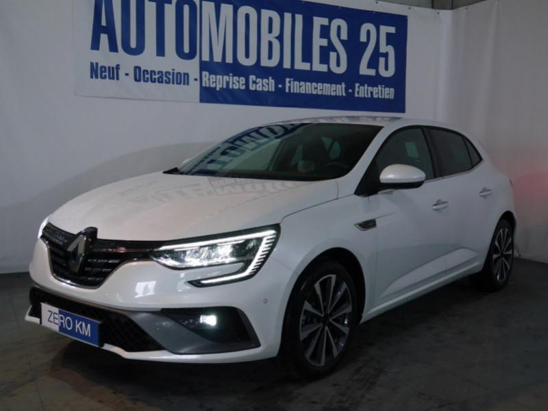 Renault MEGANE IV 1.3 TCE 140CH FAP RS LINE - 33% Essence BLANC NACRE Neuf à vendre