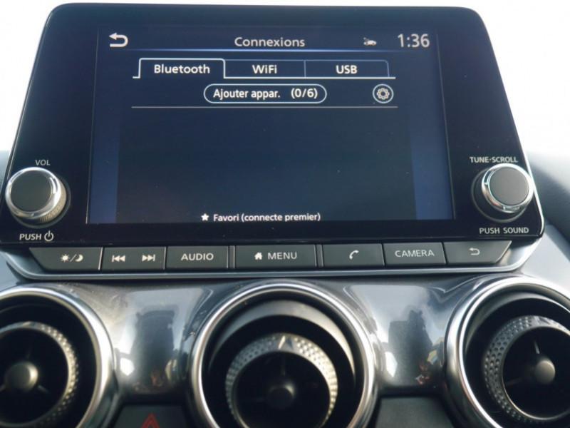 Photo 16 de l'offre de NISSAN JUKE 1.0 DIG-T 117CH N-CONNECTA DCT -16 % à 22995€ chez Automobiles 25
