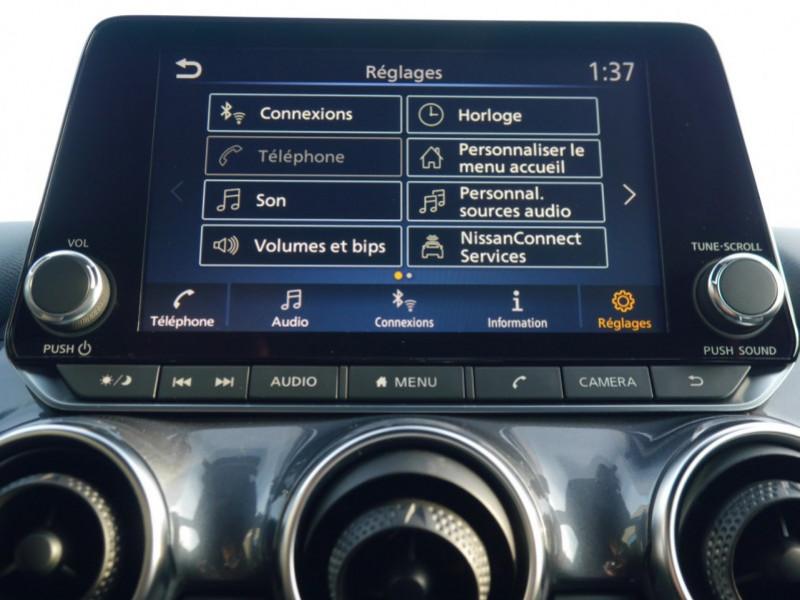 Photo 18 de l'offre de NISSAN JUKE 1.0 DIG-T 117CH N-CONNECTA DCT -16 % à 22995€ chez Automobiles 25