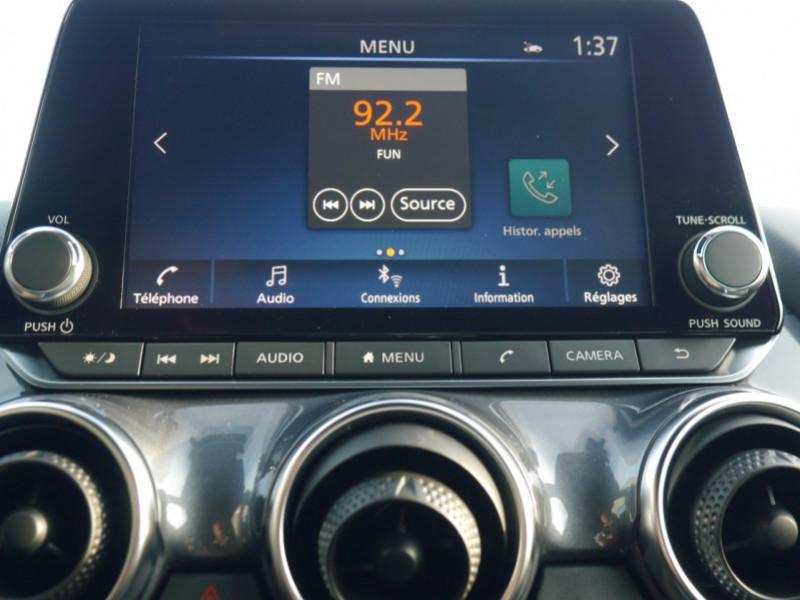 Photo 11 de l'offre de NISSAN JUKE 1.0 DIG-T 117CH N-CONNECTA DCT -16 % à 22995€ chez Automobiles 25