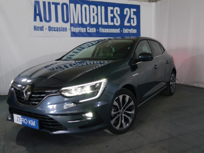 Renault MEGANE IV 1.3 TCE 140CH FAP INTENS -33% Essence GRIS TITANIUM Neuf à vendre