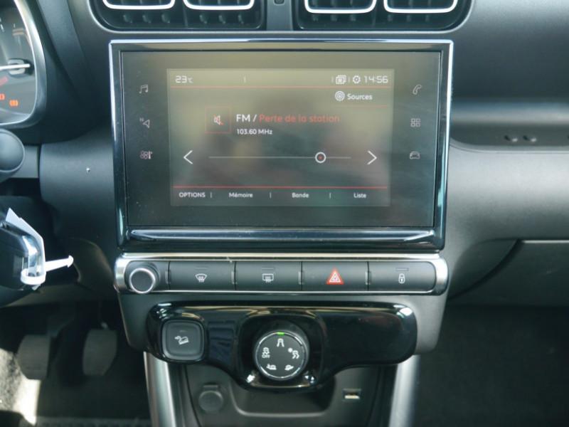 Photo 10 de l'offre de CITROEN C3 AIRCROSS PURETECH 110CH S&S SHINE à 17480€ chez Automobiles 25