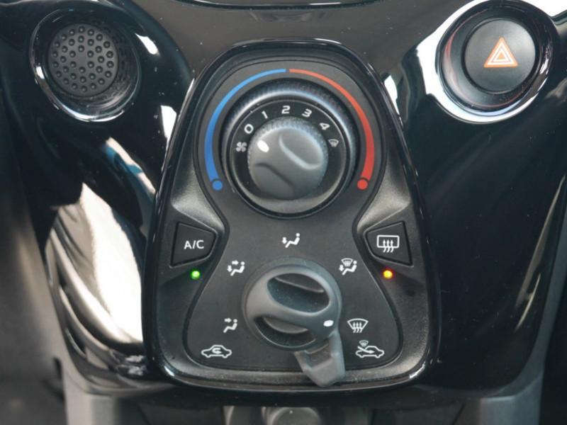 Photo 13 de l'offre de PEUGEOT 108 VTI 72 ALLURE S&S 5P à 10900€ chez Automobiles 25