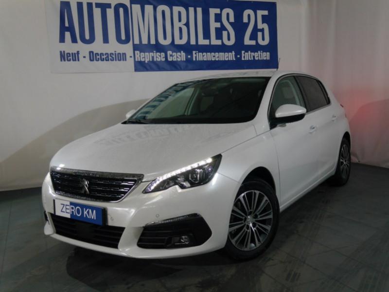 Peugeot 308 1.5 BLUEHDI 130CH S&S ALLURE PACK EAT8 - 28 % Diesel BLANC NACRE Neuf à vendre