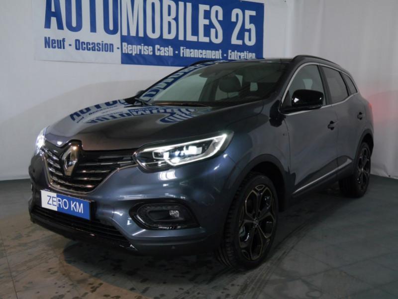 Renault KADJAR 1.3 TCE 140CH FAP BLACK EDITION EDC - 33 % Essence GRIS TITANIUM Neuf à vendre
