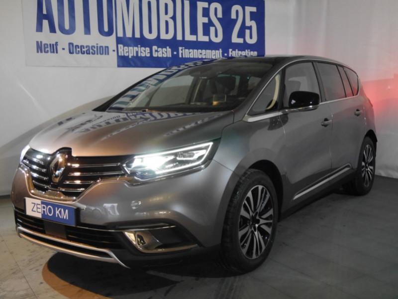 Renault ESPACE V 2.0 BLUE DCI 200CH INITIALE PARIS EDC - 30 % Diesel GRIS CASSIOPE Neuf à vendre