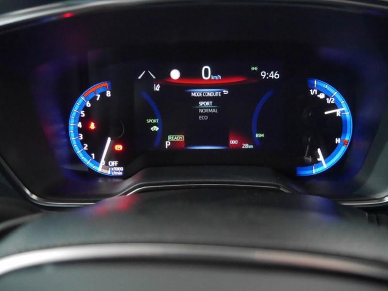 Photo 13 de l'offre de TOYOTA COROLLA TOURING SPT 184H DESIGN MY20 - 29 % à 25995€ chez Automobiles 25