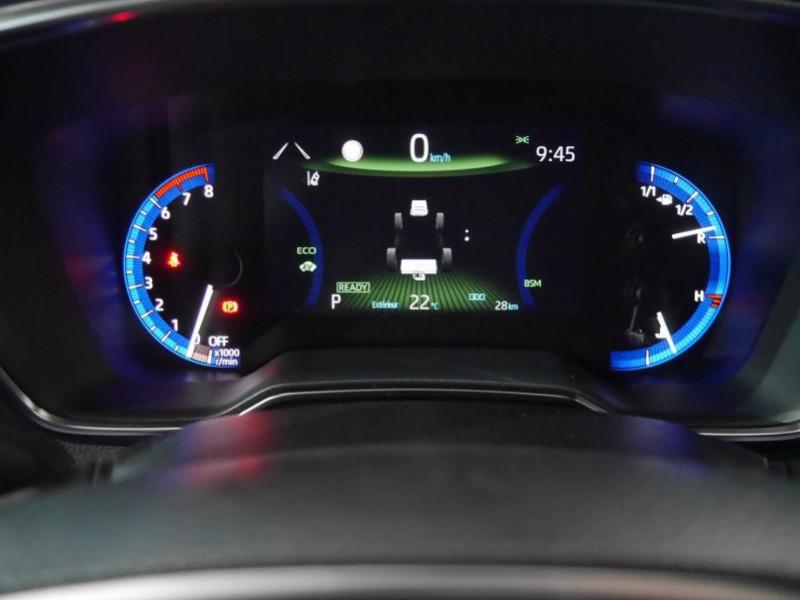 Photo 10 de l'offre de TOYOTA COROLLA TOURING SPT 184H DESIGN MY20 - 29 % à 25995€ chez Automobiles 25