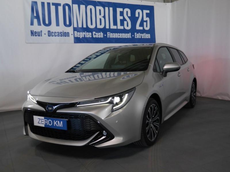 Toyota COROLLA TOURING SPT 184H DESIGN MY20 - 24 % Hybride GRIS ARGENT Neuf à vendre