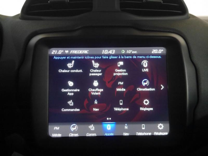Photo 12 de l'offre de JEEP RENEGADE 1.0 GSE T3 120CH LIMITED à 17900€ chez Automobiles 25