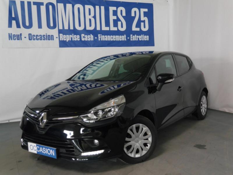 Renault CLIO IV 0.9 TCE 90CH ZEN 5P Essence NOIR  Occasion à vendre